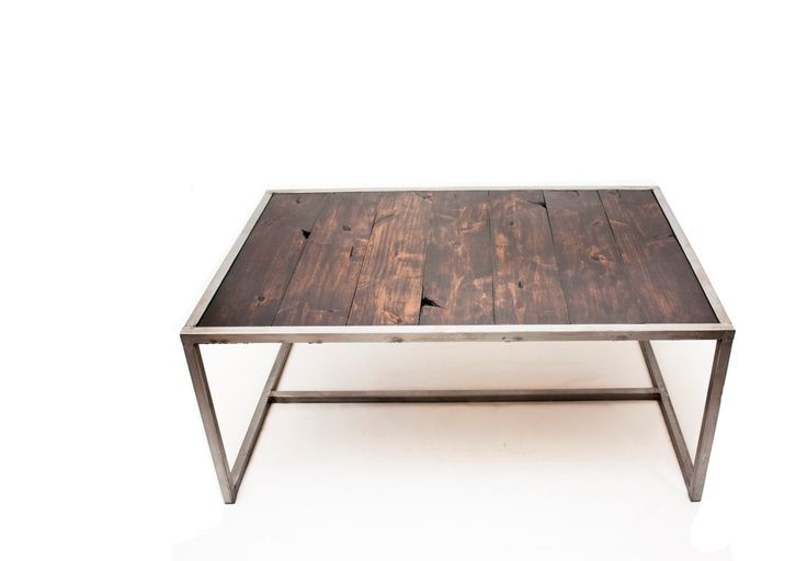 Local Ut Craftsman Making Custom Metal Wood Furniture Coffee Table 350 On The Floor