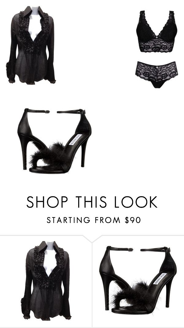 """Untitled #24"" by sterian-ioana on Polyvore featuring Dolce&Gabbana and Steve Madden"