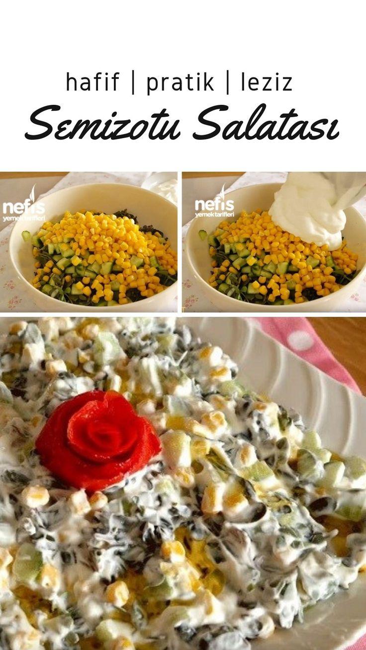 Videolu anlatım Semizotu Salatası Tarifi Videosu nasıl yapılır? 8.003 kişi…