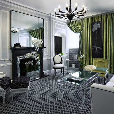 Hollywood Glamour Home Decor