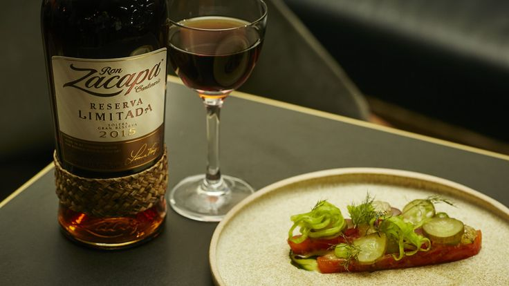 Lee Westcott presents the 'Art of Slow' with Ron Zacapa | Quintessentially Lifestyle