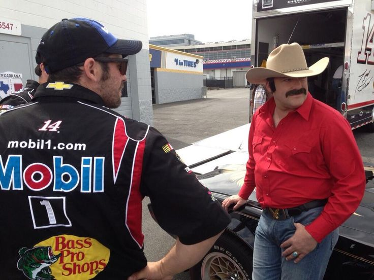 Tony Stewart as the Bandit for an upcoming commercial: Uncle Tony, Stewart Fans, Call Tony, Tony Shtuff, Tony Stewart, Stewart Mi, Nascar Tony, Stewart Rocks, Stewart 14