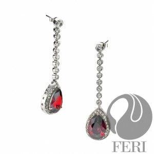 FERI Crimson Desire-Feri .925 sterling Silvero