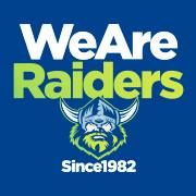 Canberra Raiders We are Raiders