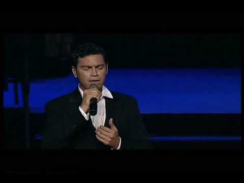 SOMEWHERE - Mario Frangoulis  He's an extraordinary tenor. Seeing him in person was mind blowing. I got to meet him as well.