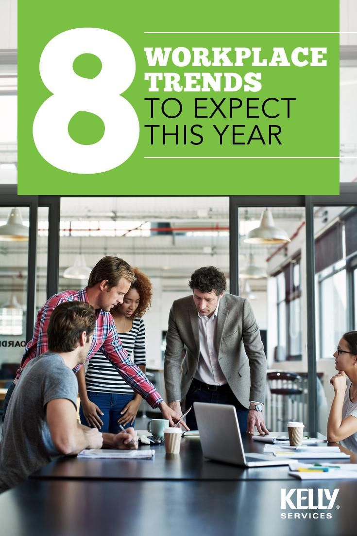 What to expect in the workplace this year -- insights from Kelly Services: http://www.kellyservices.us/US/Business-Services/Business-Resource-Center/Management-Tips/Top-Eight-Workplace-Trends-Managers-Can-Expect-In-2017/?tid=social_pi_managementtip