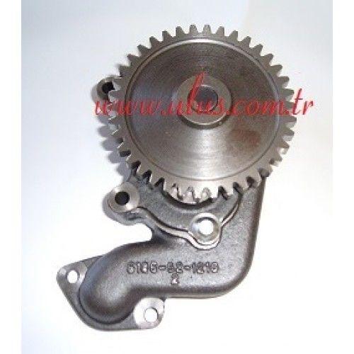 6136-52-1100/Komatsu DETCH Motor YAĞ POMPASI SA6D105, SA6D110