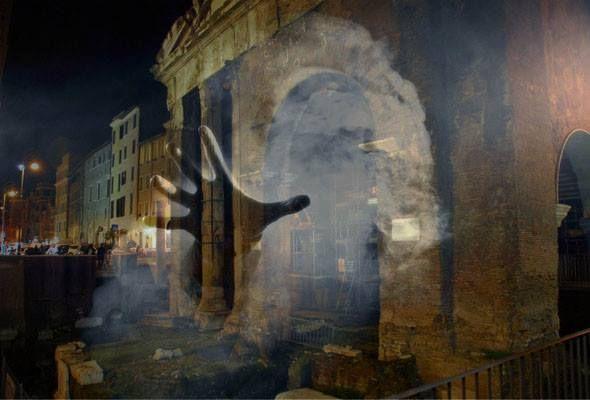 Storie di FANTASMI nel cuore di ROMA