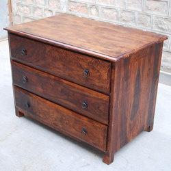 "Vermont 3 Drawer Maple Chest Dresser: 40"" L X 24"" D X 30"" H-  $686.99; Dresser.; SKU: 253362705  Solid Wood;100% Handmade;1 year Full Warranty"