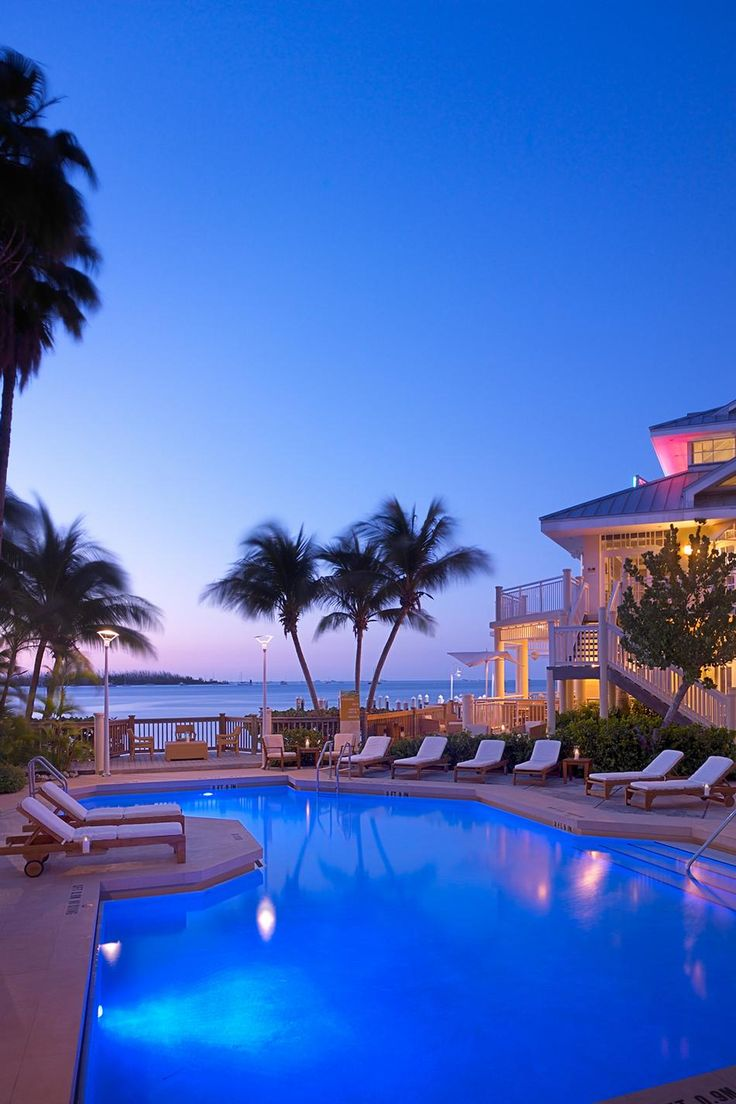 HYATT Key West Resort & Spa in the Florida Keys.
