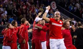 Canada's next Davis Cup battle will take place in the nation's capital when Great Britain comes to town in February....