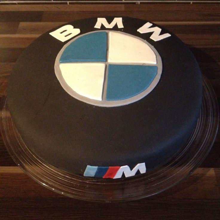 BMW-kake