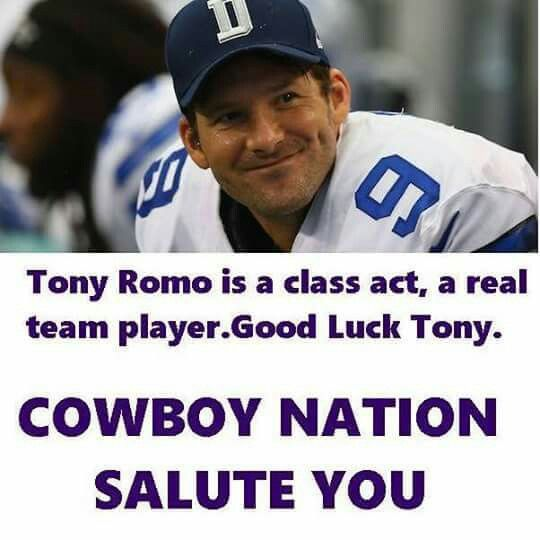 Tony Romo 11/15/2016
