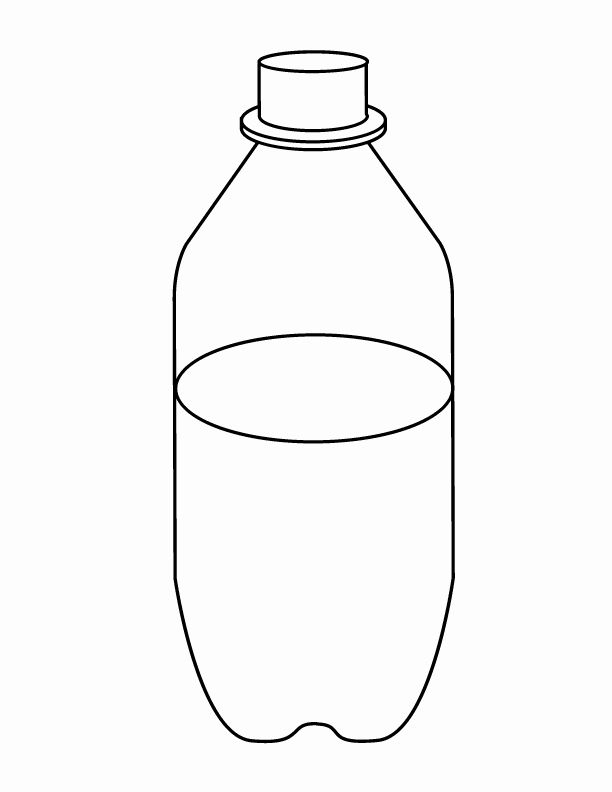 Water Bottle Coloring Page Elegant Hot Water Bottle Coloring Pages Coloring Pages Bottle Emoji Coloring Pages