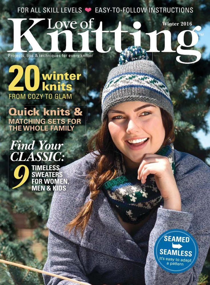Love of Knitting Winter 2016 - 轻描淡写的日志 - 网易博客