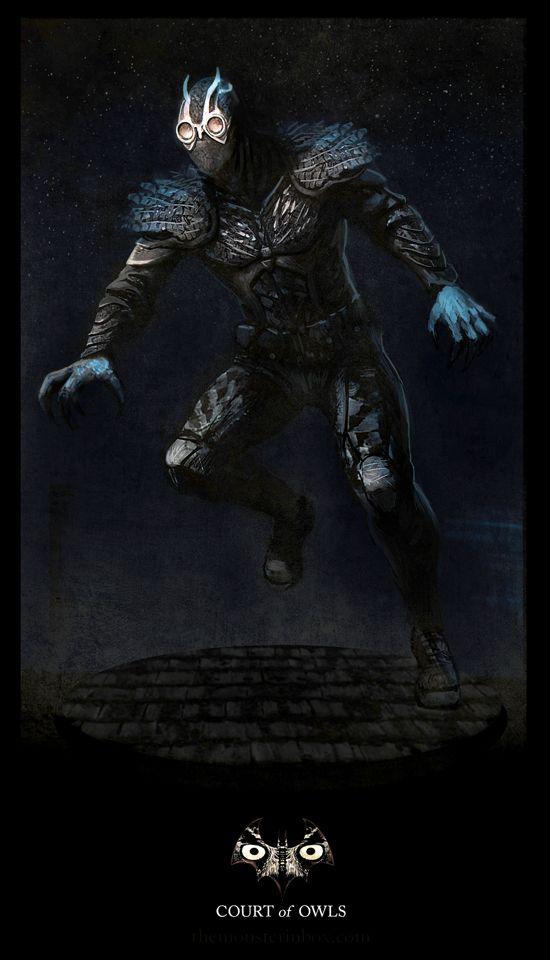 Court of Owls Talon Assassin by juhoham.deviantart.com on @DeviantArt