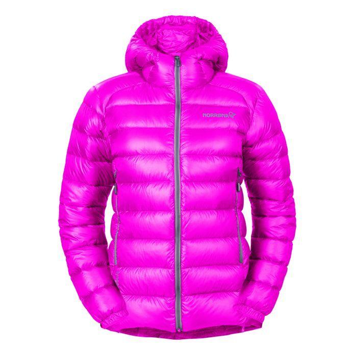Norrona lyngen lightweight down jacket for women | Norrøna®