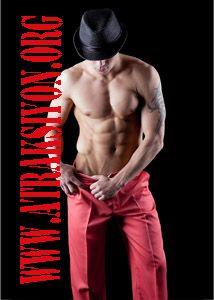 Bayanların bekarlığa veda partisi için profesyonel erkek striptizciler. 0532-6343204