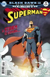 Superman Comic Books Available This Week (April 5 2017)