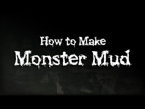 "▶ How-To Make ""Monster Mud"" for Halloween Props (Tutorial) - YouTube"