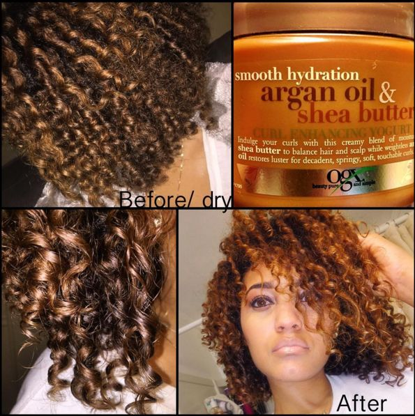OGX Curl Enhancing Yogurt | 17 Amazing Products That Actually Worked For These People With Curly Hair
