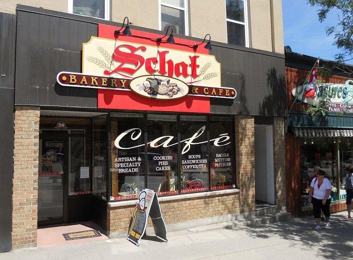 Schat S Bakery Cafe Ukiah Ca