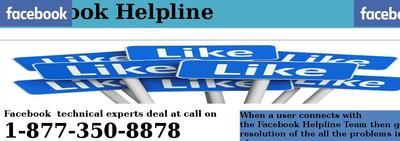 Strengthen your FB security barriers vial Facebook Helpline 1-877-350-8878Do you want to use Facebook with great efficiency? Make a call to our Facebook Helpline 1-877-350-8878 and have a meaningful interaction with our smart, enthusiastic and technically competent customer service executives. We promise you will get amazed at friendly interaction with our team. http://www.monktech.net/facebook-contact-help-line-number.html