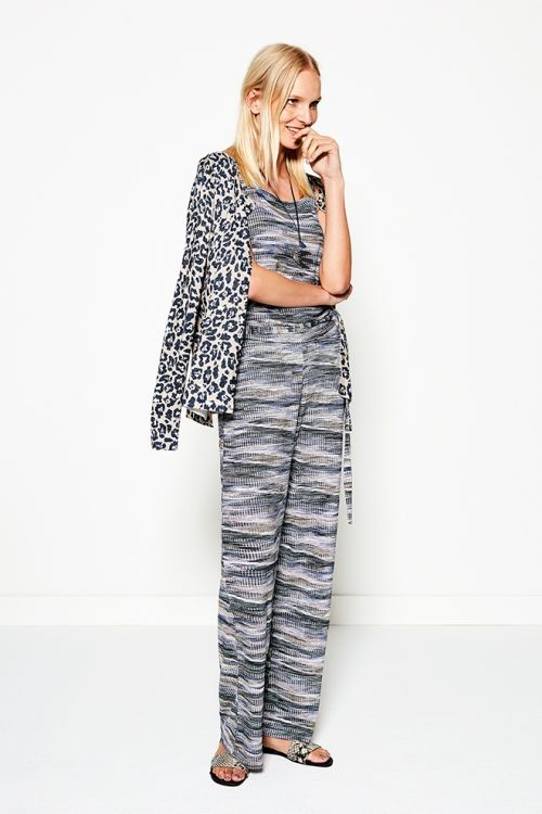 Wild Thing - Lookbook | Photography | Fashion | Jumpsuit | All-over Print | Cardigan | Animal Print | Pretty Different