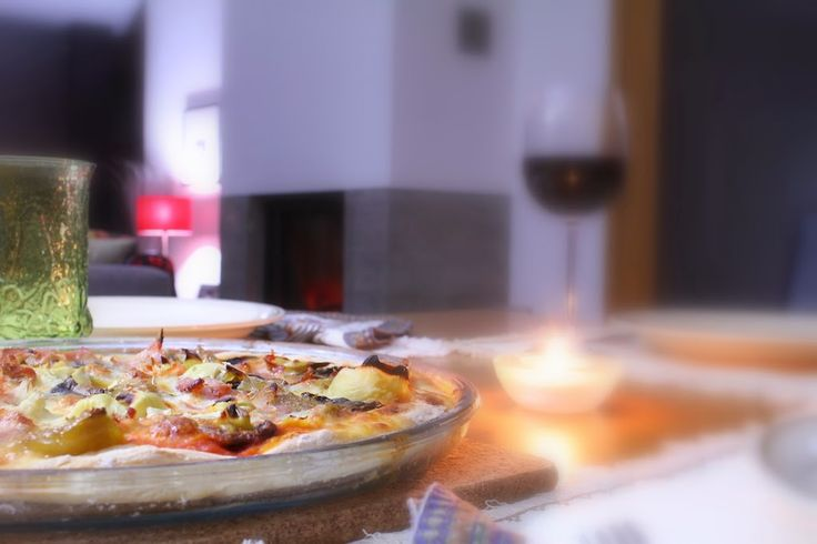 Acre e Doce: Pizza numa sexta-feira à noite
