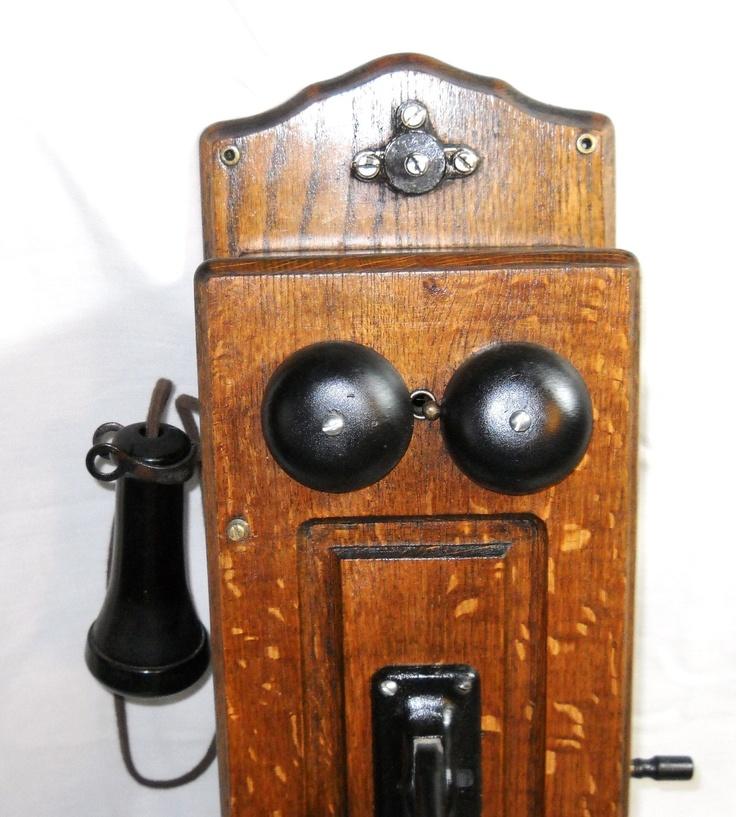75 Best Vintage Telephone Images On Pinterest Antique