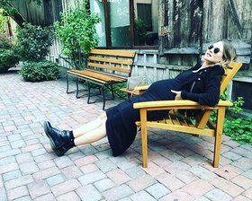 Behati Prinsloo's Baby Bump on Instagram - Vogue