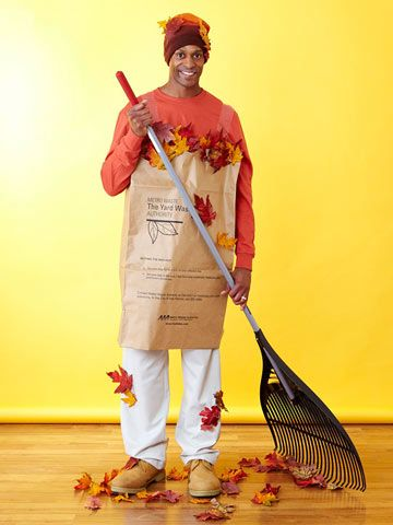 Easy-to-Make Adult Halloween Costumes from Better Homes and Gardens