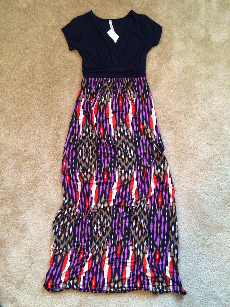 Gilli rosemary maxi dress stitch fix