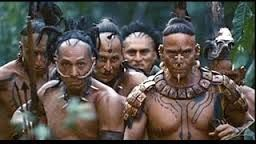 The Holcanes, led by Zero Wolf (Raoul Trujillo) from Apocalypto. The Holcanes can best b e described as the Delta Force of the ancient Aztec. At only 10 in number, they were the fastest, strongest and most ruthless of Aztec warriors. They were so feared that they weren't even allowed to be near the king!