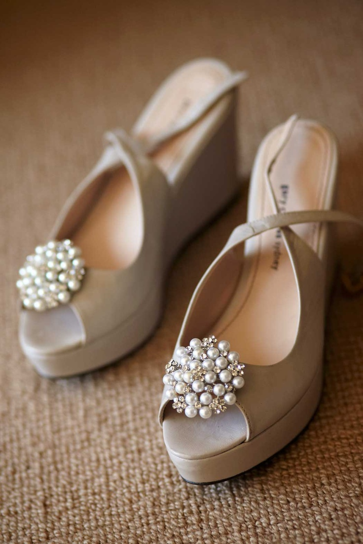 118 best Wedding Shoes Inspiration images on Pinterest