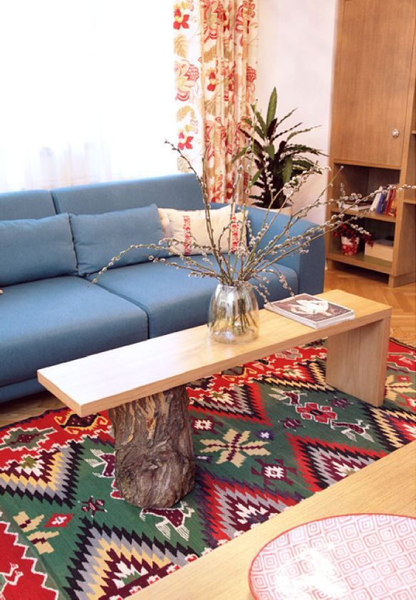 Romanian living - Modern and traditional - wonderful