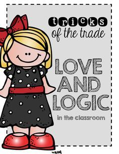 love and logic posters - Google Search