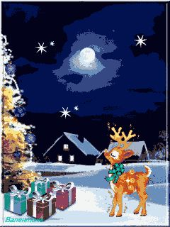 Free Animated Christmas pictures | Christmas animations - fanfan.screensavers - peperonity.com