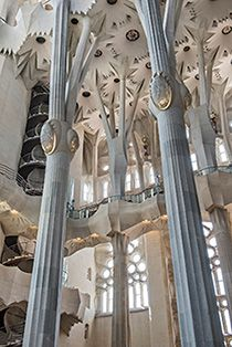 Sagrada Família - Gaudí's Unfinished Masterpiece: Geometry, Construction and Site Website: http://ssa1.ccny.cuny.edu/news-events/events.html From September 29, 2014 Until: May 8, 2015 Venue: CCNY, Atrium Gallery, 141 Convent Avenue, New York, NY 10031 La Sagrada Familia, the magnum opus of Antoni Gaudí, the father of Catalan Modernisme. The exhibit includes several architectural models and casts used in construction, and showcases the 3D computer imaging software.