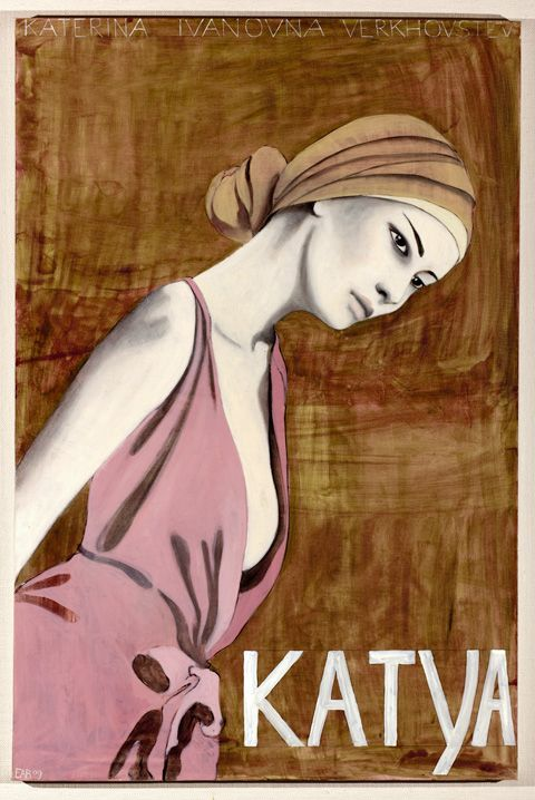 Katerina Ivanovna from The brothers Karamasov