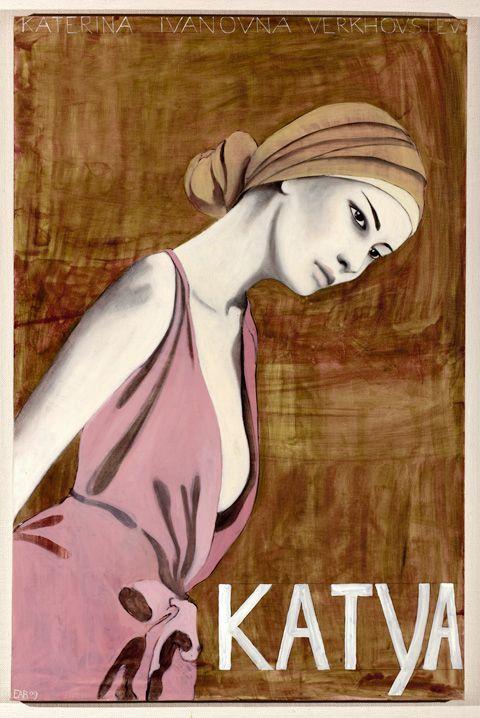 Katarina Ivanovna : Dostoyevsky heroine