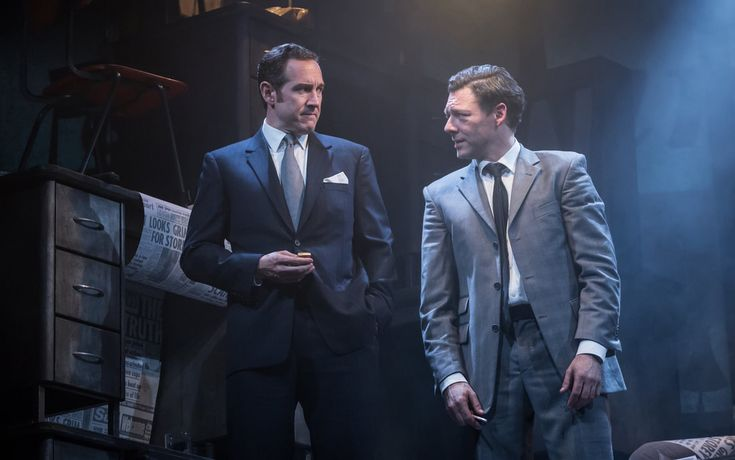 Ink at The Duke of York's Theatre   Review