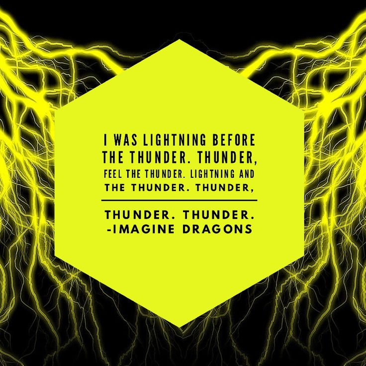 Imagine Dragons Thunder: Imagine Dragons • Thunder #babysonglyrics