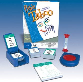 Bible board game Bible Taboo
