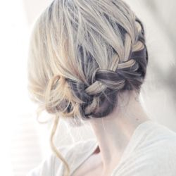 braidsHair Ideas, Hairstyles, Wedding Hair, Long Hair, Hair Style, Side Braids, Side French Braids, Braids Buns, Braids Hair