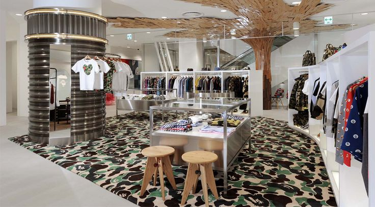 Dover Street Market Ginza - Move over Colette, Dover Street Market Ginza is giving you a run for your money.