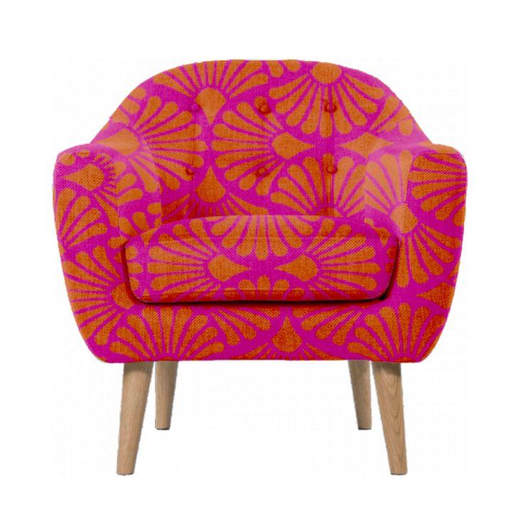 Flower Child Chair