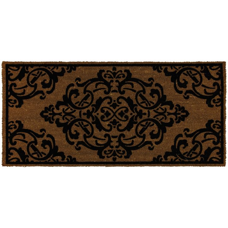 Shop Mohawk Home 45 In X 22 In Multicolor Rectangle Door Mat At Lowes