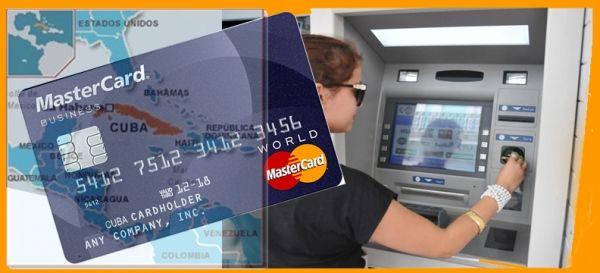 Red cajeros automáticos de La Habana aceptan desde este lunes las tarjetas MasterCard