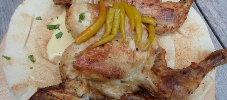 Gegrilde kip met citroen en sumak | Lekker Tafelen